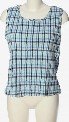 Lemon Grass Blouse & Tunic in XL in Blue