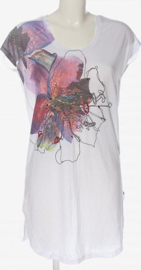BOSS ORANGE Tunikabluse in S in lila / pink / weiß, Produktansicht