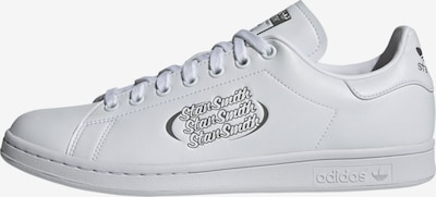 ADIDAS ORIGINALS Baskets basses en gris foncé / blanc, Vue avec produit