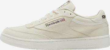 Reebok Classics Sneaker 'Club C 85 Grow' in Beige