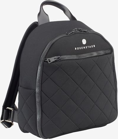 Rosenstaub Rucksack 'TOKIO' Black in schwarz, Produktansicht