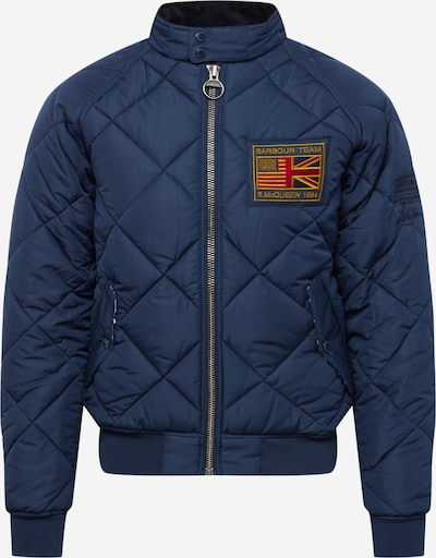 Barbour International Jacke in navy, Produktansicht