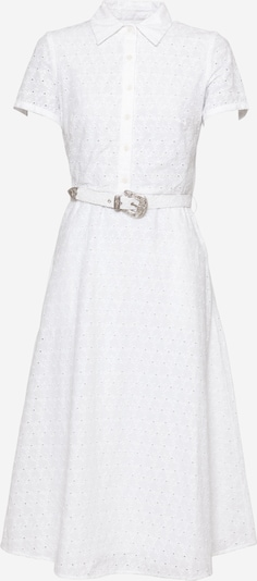 Lauren Ralph Lauren Vestido camisero en blanco, Vista del producto