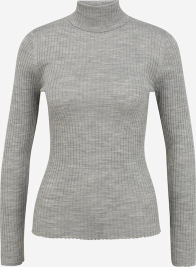 Selected Femme Petite Trui 'COSTINA' in de kleur Grijs, Productweergave