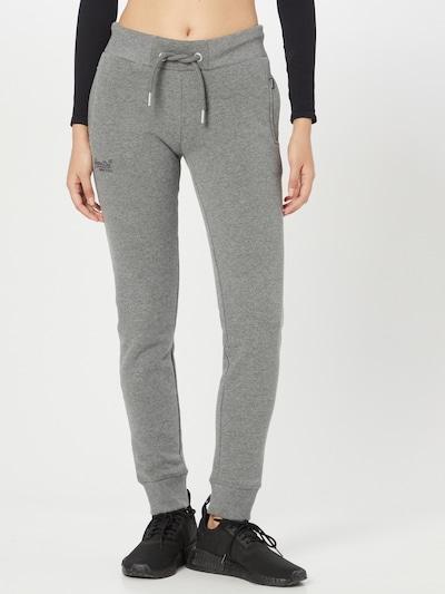 Superdry Pants in Grey, View model