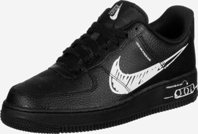 NIKE Sneakers laag ' Air Force 1 LV8 Utility ' in de kleur Zwart, Productweergave