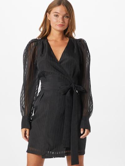 Designers Remix Robe en noir: Vue de face