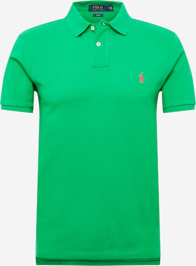 POLO RALPH LAUREN Tričko - zelená / oranžová, Produkt