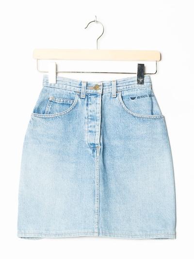 Armani Jeans Jeansrock in XXS in hellblau, Produktansicht