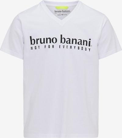 BRUNO BANANI Shirt in weiß, Produktansicht
