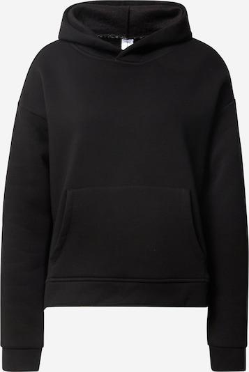 KENDALL + KYLIE Sweater majica 'Side Slit Nos' u crna, Pregled proizvoda