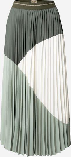 MOS MOSH Svārki, krāsa - piparmētru / tumši zaļš / balts, Preces skats