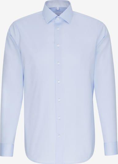 SEIDENSTICKER Overhemd in de kleur Pastelblauw: Vooraanzicht