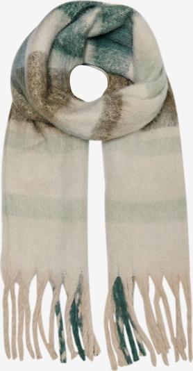 ONLY Scarf 'Sille' in Brown / Green / White, Item view