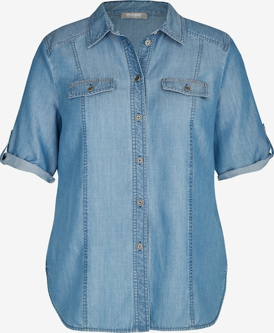 Rabe Bluse in blue denim, Produktansicht