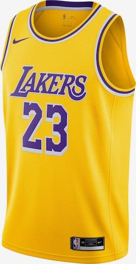 NIKE Trikot 'James LeBron Los Angeles Lakers' in gelb, Produktansicht