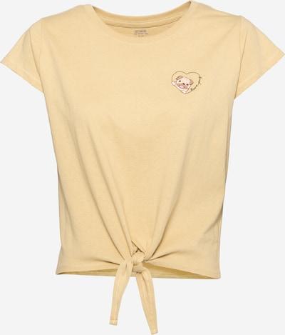 Cotton On T-Krekls gaiši dzeltens / jauktu krāsu, Preces skats