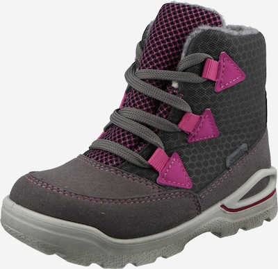 Pepino Čizme za snijeg 'EMIL' u grafit siva / roza, Pregled proizvoda