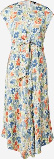 Lauren Ralph Lauren Jurk 'SHAWNDRA' in de kleur Crème / Blauw / Groen / Rood, Productweergave