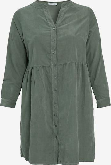 Paprika Kleid in khaki, Produktansicht