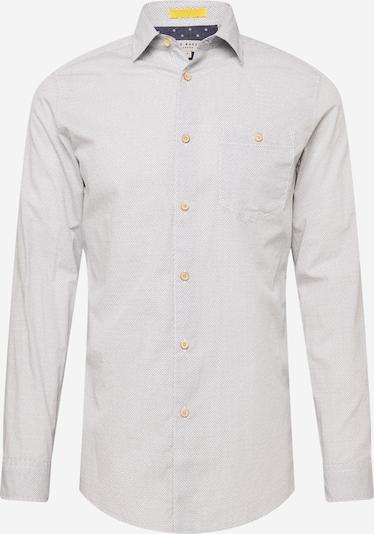 Ted Baker Overhemd 'Taco' in de kleur Violetblauw / Wit, Productweergave