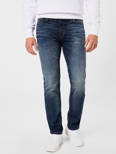 JACK & JONES Jeans 'Mike' in blue denim, Modelansicht
