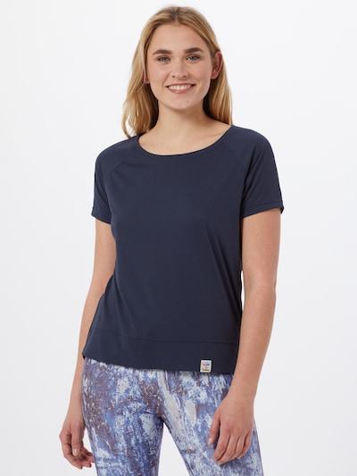 Hummel T-Krekls 'Pammi', krāsa - naktszils: Priekšējais skats