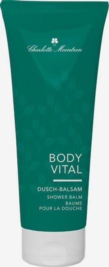Charlotte Meentzen Dusch-Balsam 'Body Vital' in dunkelgrün, Produktansicht