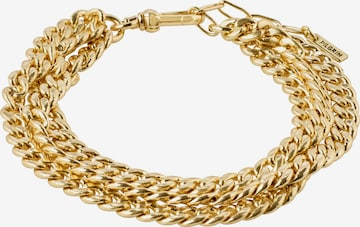 Pilgrim Armbånd 'Authenticity' i gull