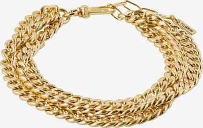 Pilgrim Armband 'Authenticity' in gold, Produktansicht