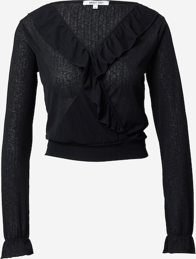 ABOUT YOU Blouse 'Martha' in Black, Item view