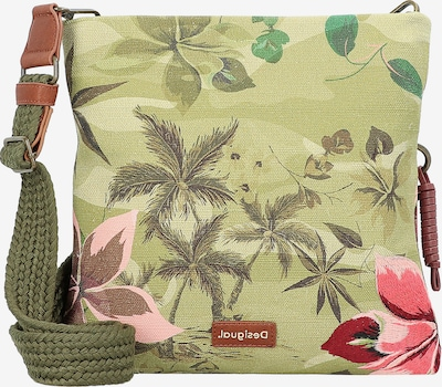 Desigual Umhängetasche 'Camolover Miami ' in grün / mischfarben, Produktansicht