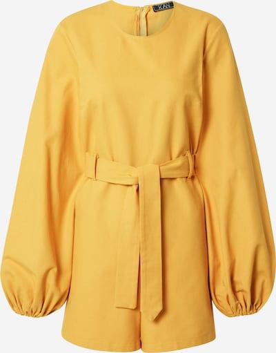 KAN Jumpsuit 'MELIA' en naranja claro, Vista del producto