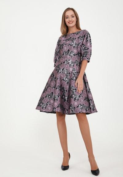 Madam-T Kleid 'Ergo' in lila, Modelansicht