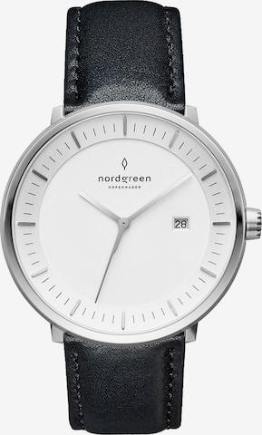Nordgreen Uhr in Schwarz
