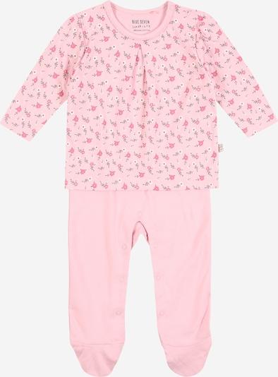 BLUE SEVEN Schlafanzug in rosa, Produktansicht