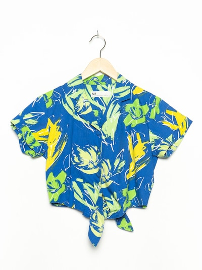 SLY 010 Bluse in S in blau, Produktansicht