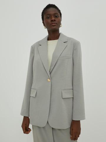 EDITED Blazer 'Daphne' in Grey