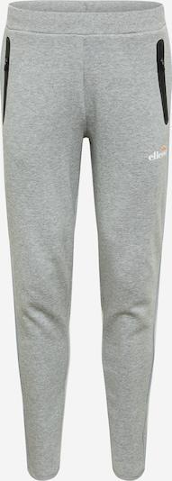 Pantaloni sport 'Diruta' ELLESSE pe gri amestecat / alb, Vizualizare produs