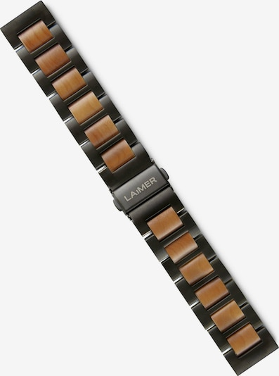 LAiMER Armband in beige / schwarz, Produktansicht