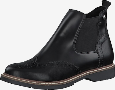 s.Oliver Chelsea boots in black, Item view