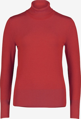 Pull-over Betty Barclay en rouge