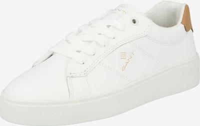 Sneaker low GANT pe maro / alb, Vizualizare produs