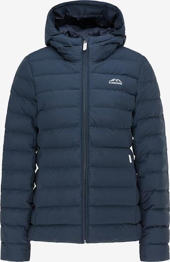ICEBOUND Jacke in dunkelblau, Produktansicht