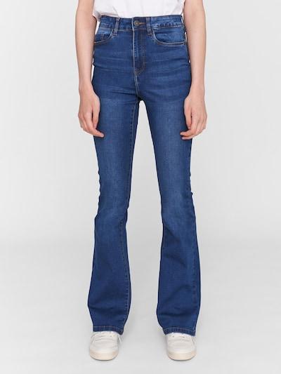 Noisy may Jeans 'NMSallie' in blau, Modelansicht