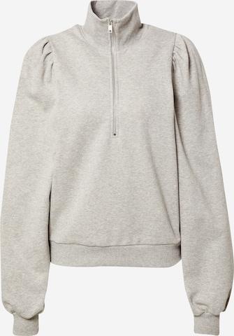 Gestuz Sweatshirt 'Nankita' in Grey