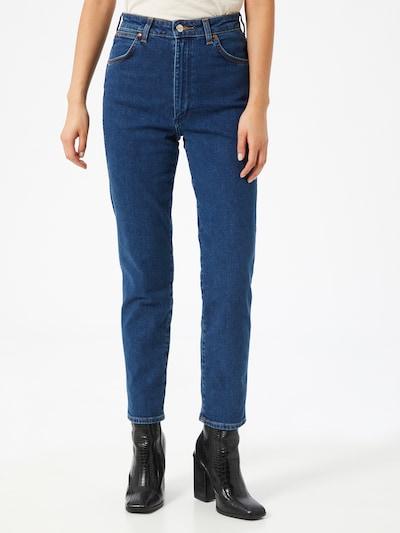 WRANGLER Jeans in dunkelblau, Modelansicht