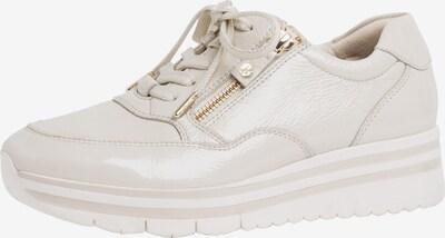 TAMARIS Sneaker in creme, Produktansicht