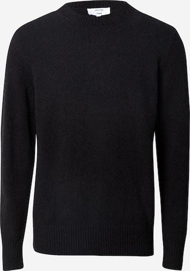DAN FOX APPAREL Pullover 'Laurenz' in schwarz, Produktansicht
