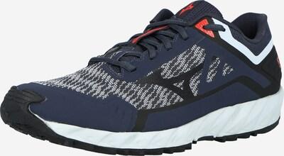 MIZUNO Zapatillas de running 'WAVE IBUKI 3' en navy / azul oscuro / gris, Vista del producto